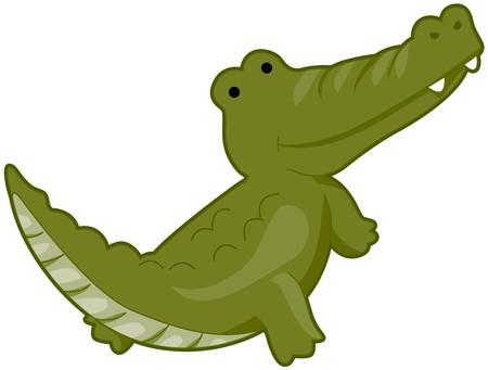 krokodil: Cute Krokodil