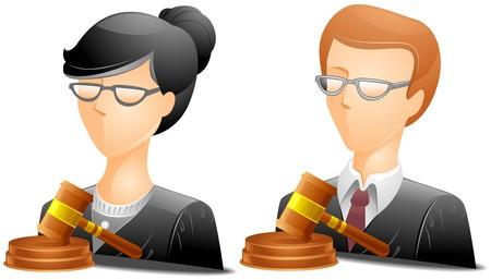 Judge Avatars   photo
