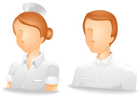 avatars: Avatar di infermiere