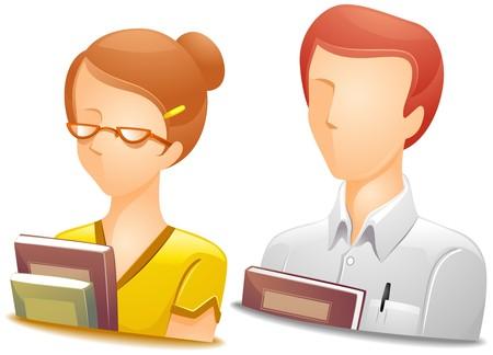 conservative: Teacher Avatars