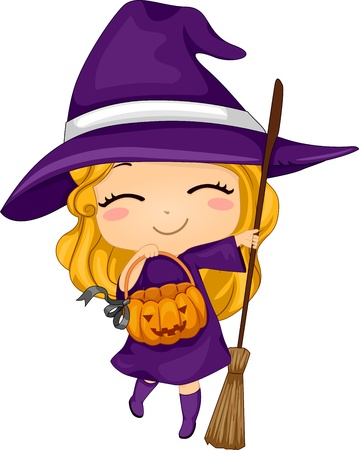 Clip Art Witch Images & Stock Pictures. Royalty Free Clip Art ...