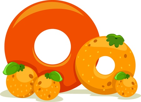 cocao: Illustration Featuring the Letter O