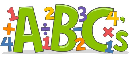 subtraction: Text Illustration Featuring Mathematical Equations