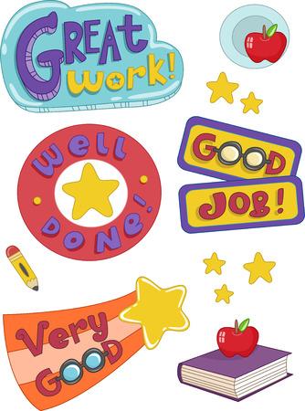 phrases: Frases Ilustraci�n Texto Con com�nmente asociados con maestros