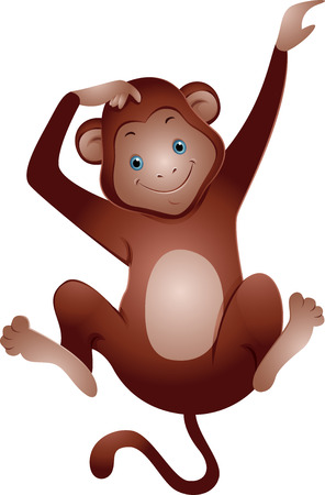 Monkey Scratch Images & Stock Pictures. Royalty Free Monkey ...