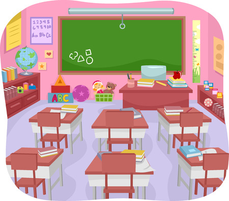 3 037 classroom clipart stock vector illustration and royalty free rh 123rf com classroom clipart images classroom clipart free