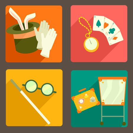 related: Illustration of Flash Cards Featuring Magic Related Items
