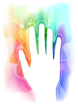 503 Healing Hands Energy Stock Illustrations, Cliparts And Royalty ...
