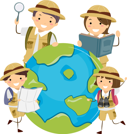 Výsledek obrázku pro explorer around the globe