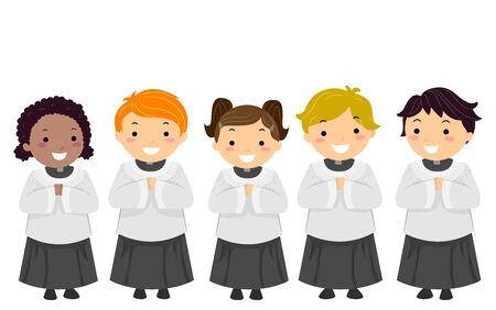Kids as Altar Servers