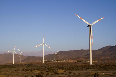 eolic: Eolic energy turbines