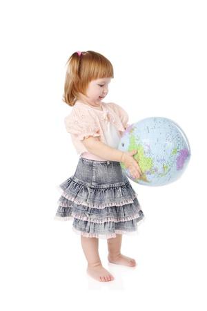 madre terra: bambina non ha controllo su madre terra