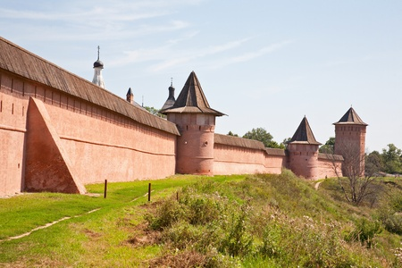 Monastery wall Stock Photo - 13088627