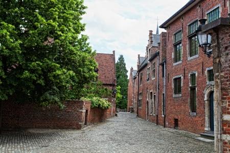 leuven: Monuments of architecture of Belgium, leuven begijnhof