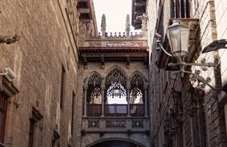 gotico: El barrio Gótico de Barcelona, ??España