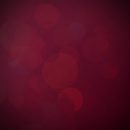 Claret background with bokeh for design