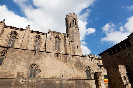 gotico: Fortaleza en el Barrio Gótico, Barcelona, ??España Editorial