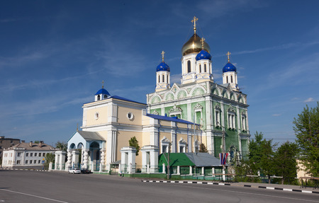 ascension: Ascension Cathedral in the city of Yelets, Russia
