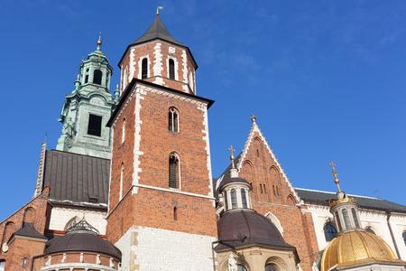 wawel: Wawel castle, Krakow, Poland