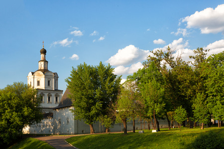mikhail: Spaso-Andronikov monastery. Temple of the Archangel of Mikhail, Moscow Editorial