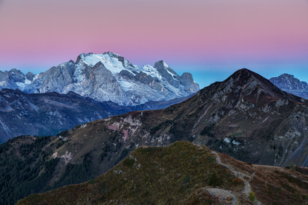 torri: Mountain  at sunrise, Dolomites, Italy