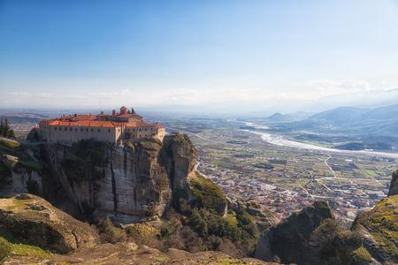 Meteora, Agio Stefano monastery, Greece