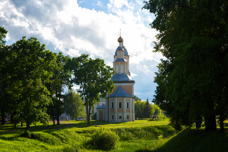 Church of Our Lady of Kazan in Uglich, Russia