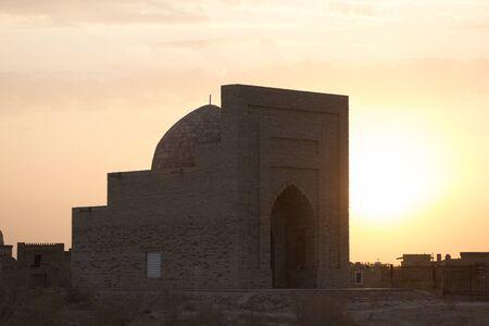 Necropolis Mizdakhan, Xojayli, near Nukus, Uzbekistan