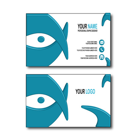 Fish eye concept 3d business card template stock photo picture and fish eye concept 3d business card template stock photo picture and royalty free image image 85708522 flashek Choice Image