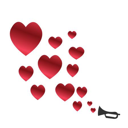 Spred the Love-ballonnen