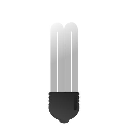 lamp lamp illustratie wit Stock Illustratie