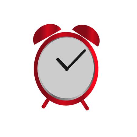 Alarm Clock icon vector illustration.