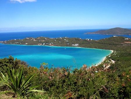 the virgin islands: Magens Bay, St. Thomas, U.S. Virgin Islands