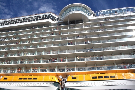 mares: El Royal Caribbean Cruise Lines Oasis of the Seas