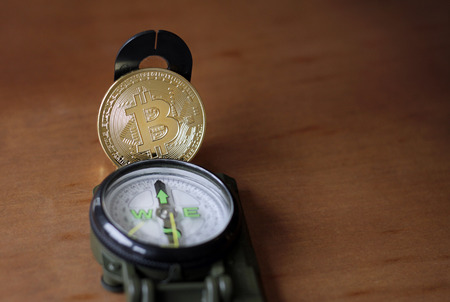 Compass and Bitcoin - finding your way