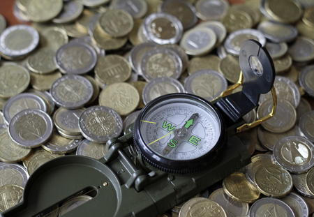 Compass and money - where to invest