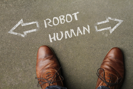 The future of work: Robot or Human?