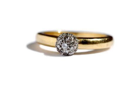 splendour: ring Stock Photo