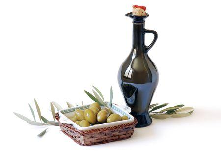 aceite de cocina: aceite de oliva