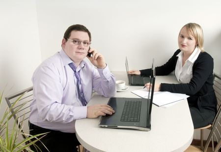 businesspeople photo