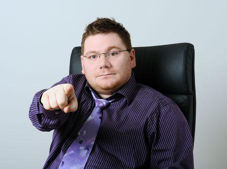 serious man Stock Photo - 6340328
