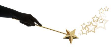 magic wand photo