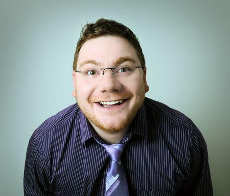 happy guy Stock Photo - 7070411