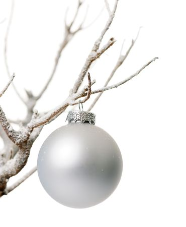 christmas bauble Stock Photo - 7745900