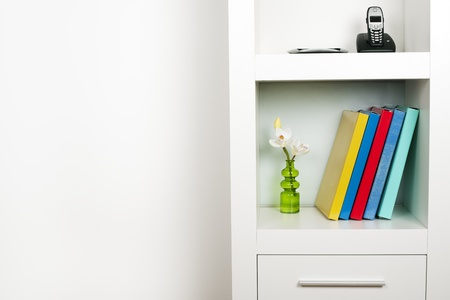 office cabinet Stock Photo