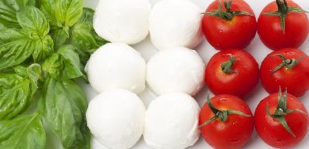basilic: drapeau italien