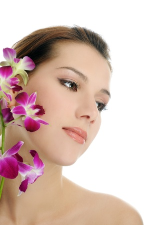 beautiful face photo