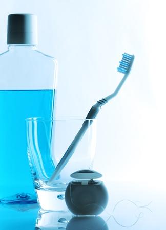 cleanness: igiene dentale