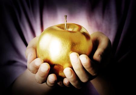 golden apple: golden apple