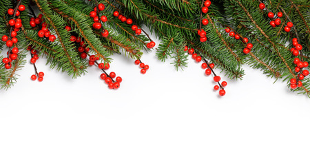 holidays: Christmas frame